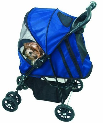 Pet Gear Happy Trails Pet Stroller for cats and dogs « Flipand | Roys Gifts Ideas for holidays | Scoop.it