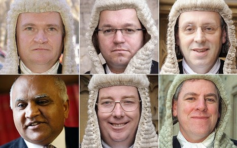 Barristers rake in fortunes from legal aid - Telegraph | The Indigenous Uprising of the British Isles | Scoop.it