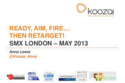 Remarketing with Google Analytics and AdWords (SMX London - May 2013) | Analytics-goodies | Scoop.it