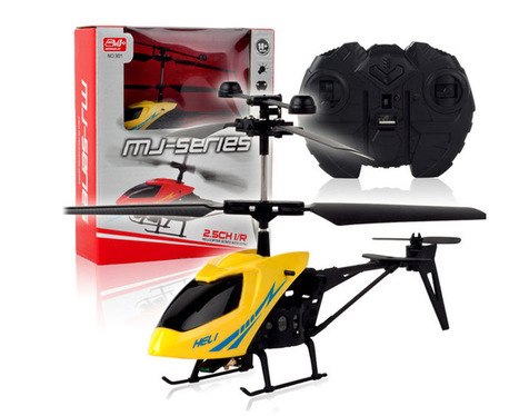 Mini RC Helicopter UAV Aircraft Model Aircraft w/Charger - Digital - Arduino, 3D Printing, Robotics, Raspberry Pi, Wearable, LED, development boardICStation | Robot & Parts | Scoop.it