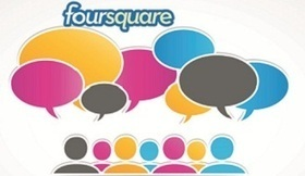 Tips to Use Foursquare for Social Media Marketing | Business Wales - Socially Speaking | Scoop.it