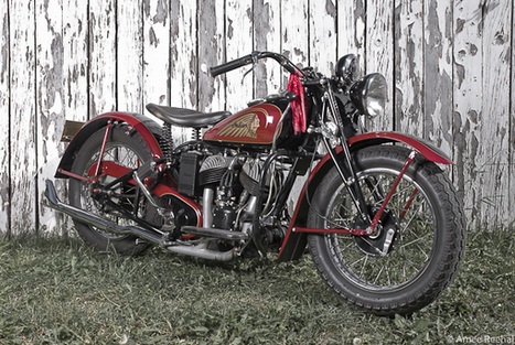 1940 INDIAN SPORT SCOUT | Vintage, Classic & Custom Motorbikes | Scoop.it