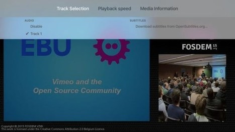 VLC media player arrives on Apple TV with 'Remote Playback' function | MacNN | iPhones and iThings | Scoop.it