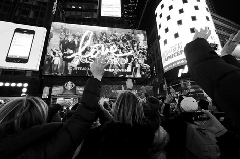 Times Square Picture Story - Fuji X-T1 | Fujifilm X Series APS C sensor camera | Scoop.it