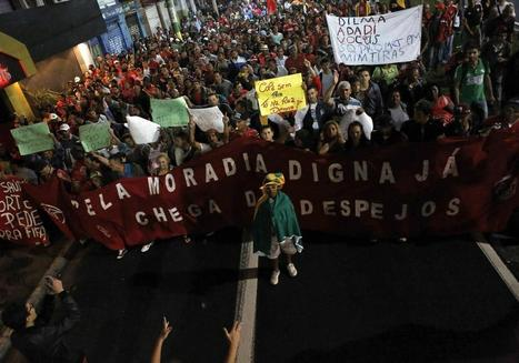 Biggest Protests Of 2014: From Brazil's Favelas To Mexico's Ayotzinapa ... - Latin Times | español | Scoop.it