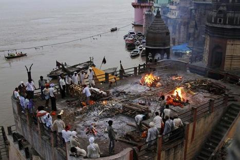The Ganges River Is Dying Under the Weight of Modern India | Geography Education | Scoop.it