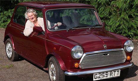 1989 Mini, one owner 148 miles on the clock | Austin Mini | Scoop.it