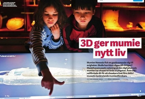 "Thomas Rydell on Twitter: ""Fin artikel om vårt projekt och 3D digitalisering i PING. @facketDIK @II_info @VisualiseringC @worldcultureswe http://t.co/UfQg8q6jL8"" 