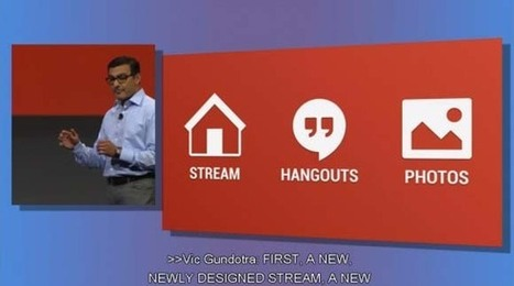Google I / O: Google provides messaging service Hangouts for Google+ | New Tech News | Scoop.it