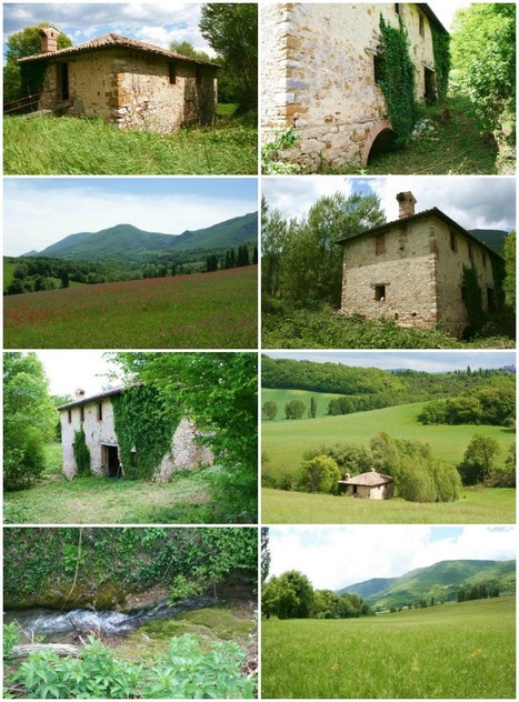 Le Marche Properties For Sale: 18th Century Mill, in need of restoration, Camerino | Bella Vallone - Luxury Holidays In Le Marche | Scoop.it