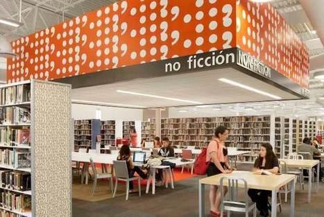 A McAllen, une ville texane à la frontière mexicaine, la bibliothèque ouvre dans le supermarché fermé | Bibliothèque de Toulouse | Scoop.it