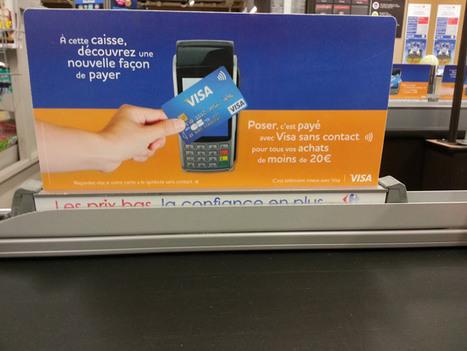 Visa communique enfin autour du NFC en France | Internet du Futur | Scoop.it