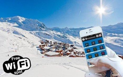 Val Thorens propose le Wi-Fi sur son domaine skiable | Stations, ski, neige et tourisme en montagne | Scoop.it