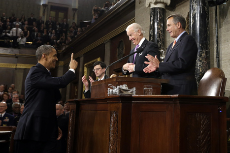 5 Things To Expect In Obama's State Of The Union Address | Andrew Wood Current Events Scrapbook | Scoop.it