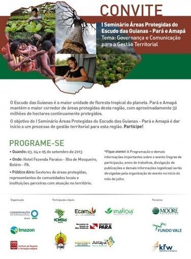 Evento promove gestão territorial de maior unidade florestal do ...   Processo de  Co-Gestão do Conhecimento em Rede   Scoop.it