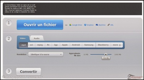 Une trousse à outils audio-vidéo gratuite en ligne | Time to Learn | Scoop.it
