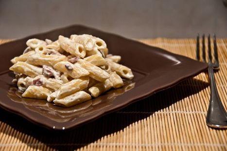 Pasta con pancetta, panna e gorgonzola | La Cucina Italiana - De Italiaanse Keuken - The Italian Kitchen | Scoop.it