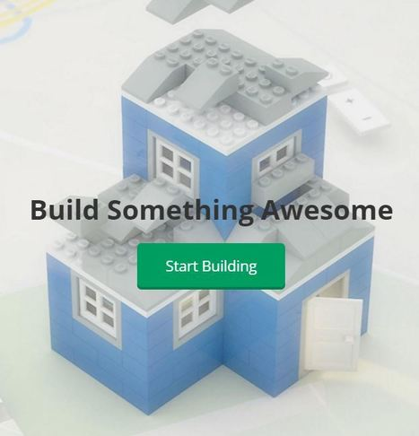 Build with Chrome #makered #LEGO | Learning Commons | Scoop.it