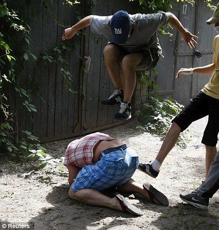 Ukrainian crackdown: ACT NOW | LGBT Times | Scoop.it