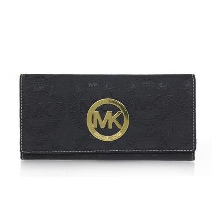 Michael Kors Flat Continental Logo Large Black Wallets [4653] - $28.99 : Wholesale Michael Kors Handbags, Cheap MK Bags UK Online, www.wholesalemkmall.com | Nike Shoes | Scoop.it