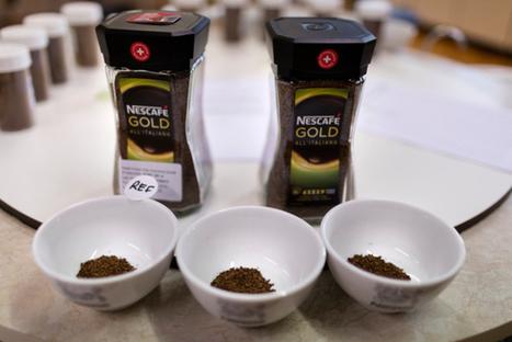 Nescafé reste la marque suisse la plus valorisée | Suisse : économie et rayonnement | Scoop.it