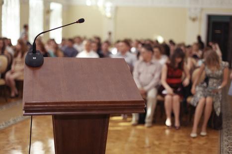Apprendre à parler en public : affronter ses peurs   La prise de parole en public   Scoop.it