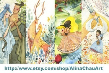 Alina Chau | Art in Animation | Scoop.it