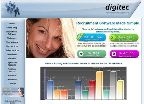 Free Recruitment Software | Recruitment Software | Easily job searching Through - Recruitment Software | Scoop.it