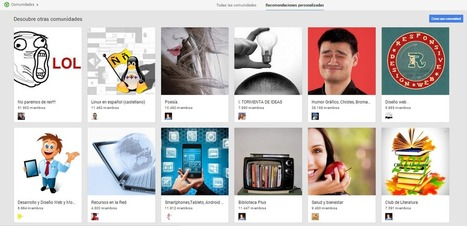 Cómo usar Google Plus para expandir tu influencia | Links sobre Marketing, SEO y Social Media | Scoop.it