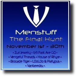 Menstuff: The Final Hunt   Secondlife freebies   Scoop.it