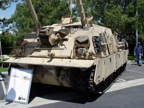 M88A2 Hercules – WalkAround | History Around the Net | Scoop.it