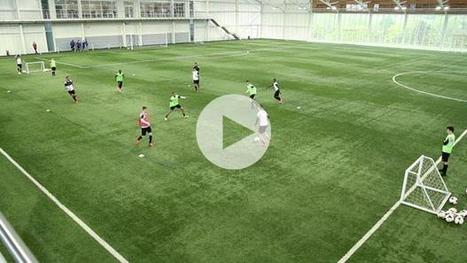 Perfect the possession game | EMSA Soccer Links | Scoop.it