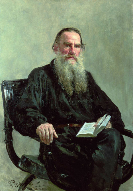 Leo Tolstoy on Finding Meaning in a Meaningless World | Quining Qualia | Scoop.it