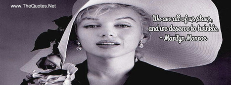 Facebook Cover Image - Marilyn Monroe Quotes - TheQuotes.Net | Facebook Cover Photos | Scoop.it