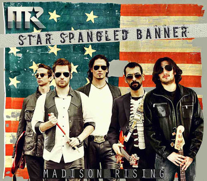 Star Spangled Banner Single on CD | Madison Rising | The Musicians on Liberty Bell Radio | Scoop.it