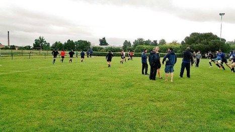 @VilledeDrancy#Châtellerault #RCDrancyUSSalles #Rugby | Chatellerault, secouez-moi, secouez-moi! | Scoop.it