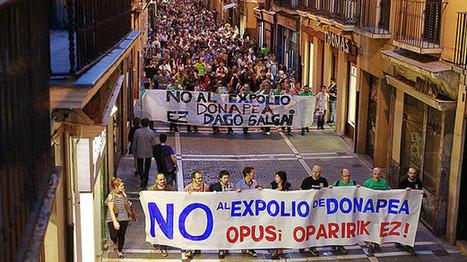 Trabajadores de Donapea aplauden la retirada del PSIS y se declaran 'en alerta' ante futuros proyectos | Ordenación del Territorio | Scoop.it