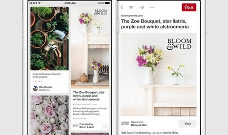 Pinterest launches Promoted Pins internationally, starting with the U.K. | Pinterest tips & more | Scoop.it
