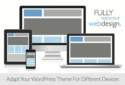 Guide To Adapt Your WordPress Theme For Different Devices | WordPress Social Marketing | Scoop.it