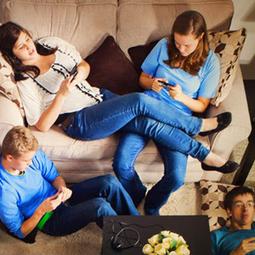 El 93% de los adolescentes utiliza internet con frecuencia, por encima de la televisión - Marketing Directo | RRSSMarketing | Scoop.it