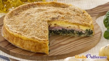 Ricetta Torta di patate e prosciutto - Le Ricette di GialloZafferano.it   La Cucina Italiana - De Italiaanse Keuken - The Italian Kitchen   Scoop.it