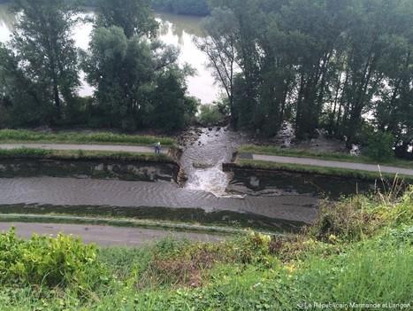 Meilhan-sur-Garonne Le canal éventré | Canal du midi (et Cie) | Scoop.it