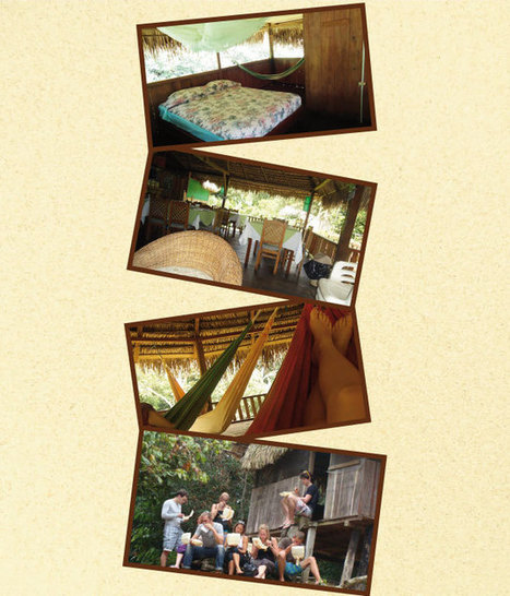 Cuyabeno River Lodge   Ecuador Amazon Jungle   Ecuador Rainforest   Travel Exotics of the world   Scoop.it