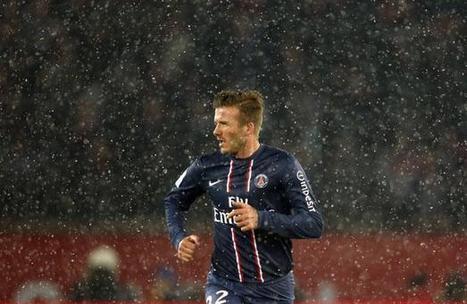 PSG - OM: David Beckham était «un peu nerveux»   Management of sport   Scoop.it