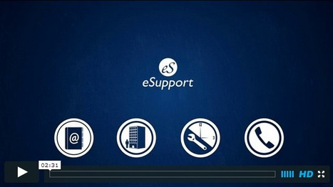 What is eSupport Explainer Video | Explainer Videos | Scoop.it