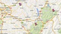 Carte interactive. Avec la canicule, mettez-vous au frais... dans une grotte ! - France 3 Alpes | Grotte de Choranche | Scoop.it