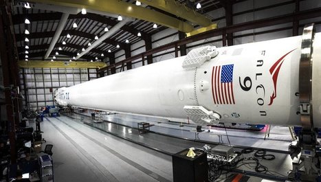 SpaceX Targeting Dec. 16 Return to Flight from Vandenberg with First Iridium NEXT Satellites | New Space | Scoop.it