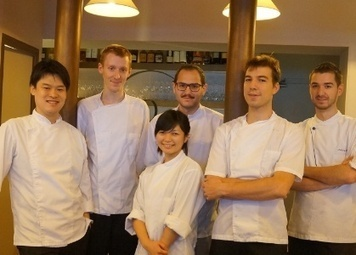 Travailler sous la direction d'un chef japonais - L'Hotellerie | Hisayuki Takeuchi, cook master | Scoop.it