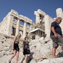 La Grecia riparte dal turismo: musei aperti 7 giorni su 7, dalle 8 alle 20 - Il Sole 24 Ore | Rome Turism | Scoop.it