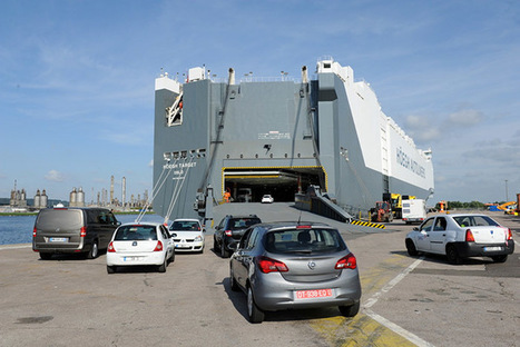 (76) Haropa – Port du Havre: un guide des bonnes pratiques pour le roulier | Navigation, Ports et Intermodalité | PSN - Filière Logistique-Portuaire | Scoop.it